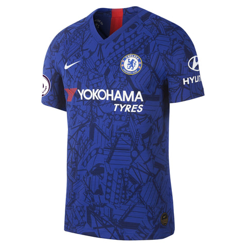 Chelsea Nike 2019 Home Vapor Match Custom Jersey - Blue