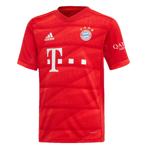 Image of Bayern Munich adidas 2019/20 Jersey – Red