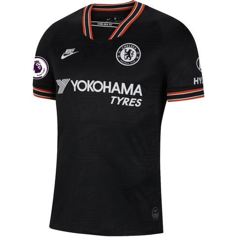 Chelsea Nike 2019/20  Breathe Stadium Custom Jersey - Black