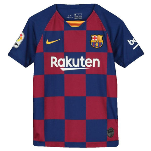 Barcelona Nike  2019/20 Lionel Messi Jersey - Royal