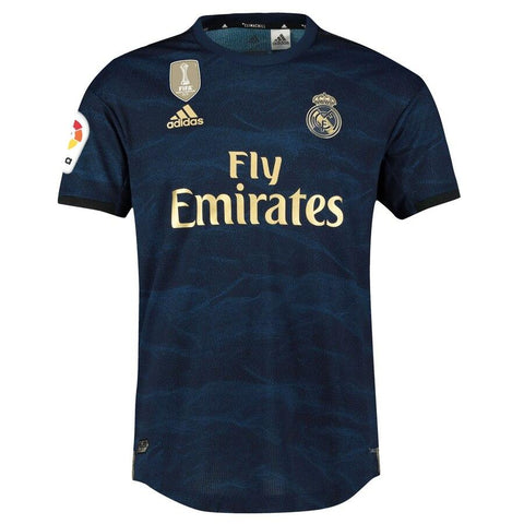 Image of Real Madrid adidas 2019/20 Toni Kroos Jersey – Blue