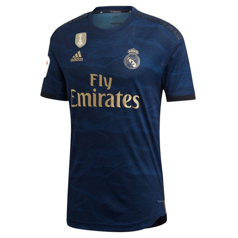 Image of Real Madrid adidas 2019/20 Brahim Díaz Jersey – Blue