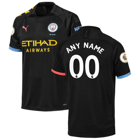 Image of Manchester City Puma 2019/20 Jersey – Black