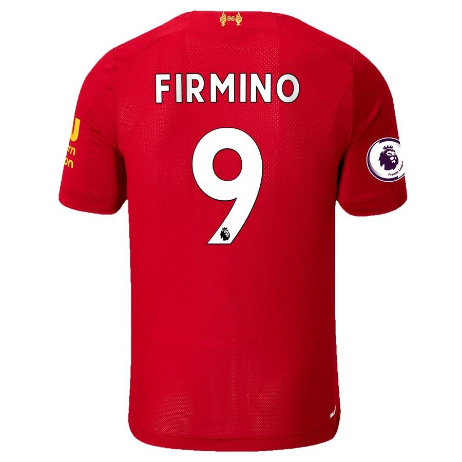 Liverpool New Balance 2019/20 Roberto Firmino Jersey – Red