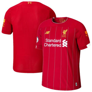 Liverpool New Balance  2019/20 Jersey – Red
