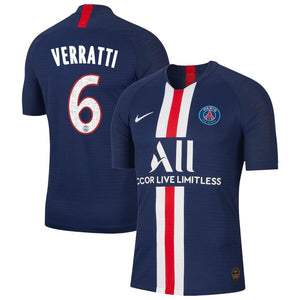 Paris Saint-Germain Nike 2019/20 Marco Verratti Jersey – Navy
