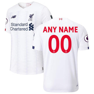 Liverpool New Balance 2019/20 Jersey – White