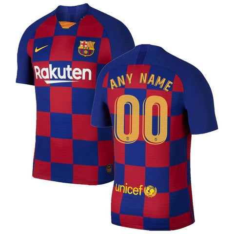 Image of Barcelona Nike 2019/20  Jersey - Royal
