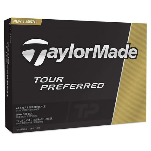 Taylor Made Tour Preferred Used Golf Balls