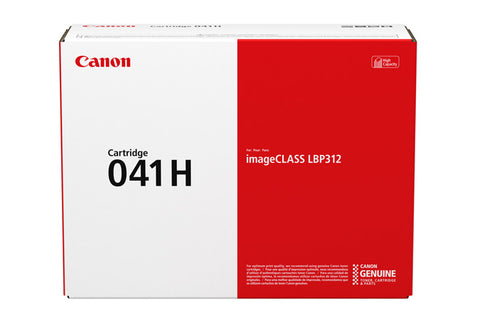 Canon 041 H Toner Cartridge, High Yield - IT Solutions, Denver Colorado