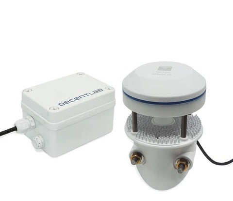 Wind Speed, Wind Direction and Temperature Sensor for LoRaWAN® - IT Solutions, Denver Colorado