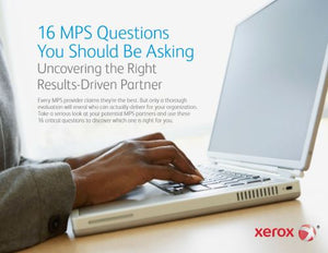 16 MPS Questions You Should be Considering