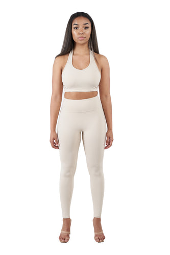 MOON - Halter Sports Bra