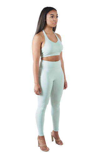 SEAFOAM - Pocket Leggings