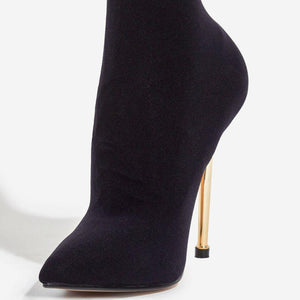 Jade Ankle Sock Boot - Fashionsarah.com