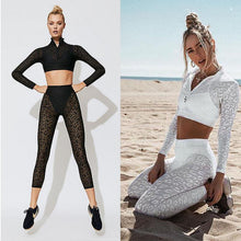 Load image into Gallery viewer, Lace Running Sportswear! - Fashionsarah