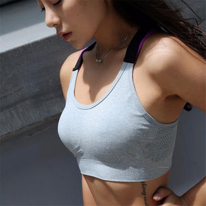 Cross Strap Sports Bra! - Fashionsarah
