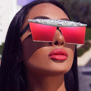 Luxurious Mirror Sunglasses