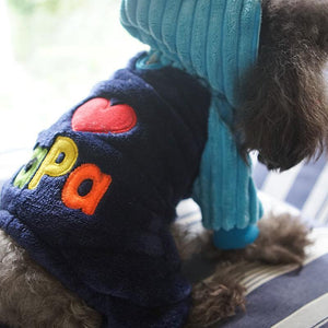 Pet Winter Jumpsuits