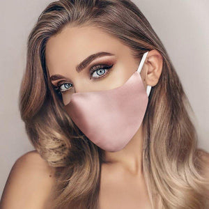 Satin Face Masks - Fashionsarah.com