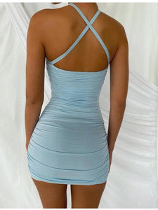 Sheath Bandage Dress