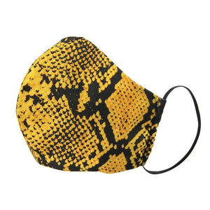 Fashion Leopard Mask - Fashionsarah.com