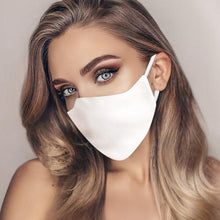 Load image into Gallery viewer, Satin Face Masks - Fashionsarah.com