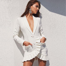 Load image into Gallery viewer, White Slim Cardigan