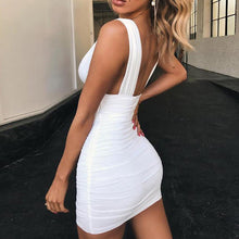 Load image into Gallery viewer, Sexy Bodycon Mini Dresses - Fashionsarah