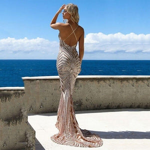 Luxury Party Night Dress! - Fashionsarah