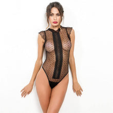Load image into Gallery viewer, Elegant See Through Bodysuit! - Fashionsarah