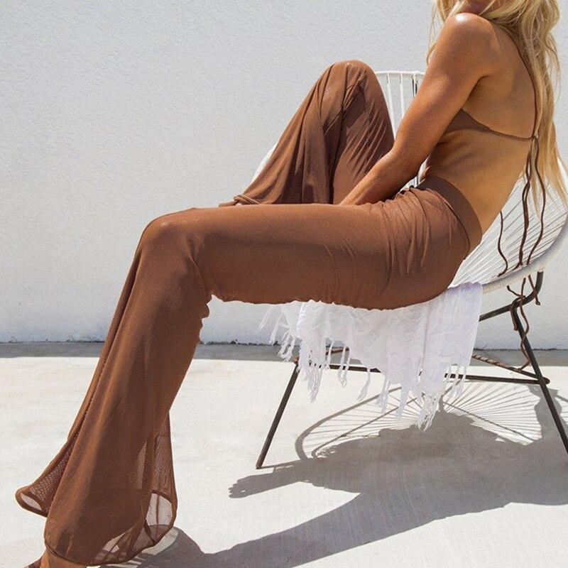 Summer Fashion, Sexy Wide Trousers. - Fashionsarah