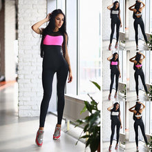 Load image into Gallery viewer, Fitness Bodycon Jumpsuits! - Fashionsarah