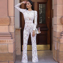 Load image into Gallery viewer, Luxury Celebrity Jumpsuit! - Fashionsarah