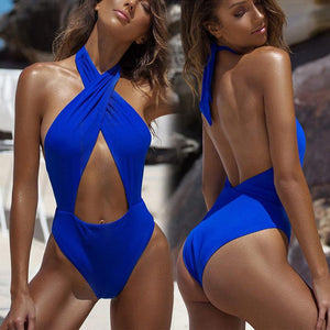 Monokini High Cut
