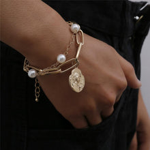 Load image into Gallery viewer, Pearl Charming Bracelets - Fashionsarah.com