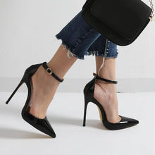 Load image into Gallery viewer, Ankle Strap Stiletto