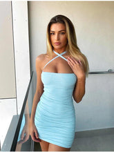 Load image into Gallery viewer, 2020 Bandage Mini Dresses