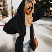 Load image into Gallery viewer, Hooded  Overcoat, New Trend! - Fashionsarah