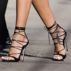 Luxury Gladiator Sexy Heels! - Fashionsarah
