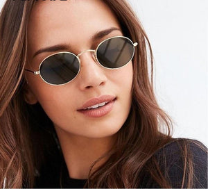Oval Sunglasses.Isn't it hard picking just one? - Fashionsarah