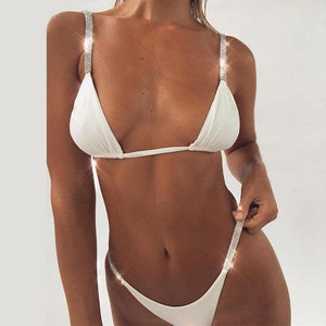 We know, it's hard to resist. Sexy Bikini Brazilian Set. - Fashionsarah