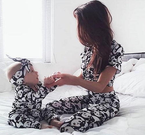 Panda Cute Sweet Pyjamas! - Fashionsarah