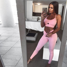 Load image into Gallery viewer, Pink Fitness Set! - Fashionsarah