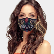 Load image into Gallery viewer, Mystic Rhinestone Jewelry Mask - Fashionsarah.com