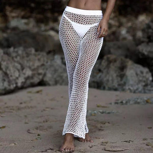 Beachwear fashion.Black or White?
