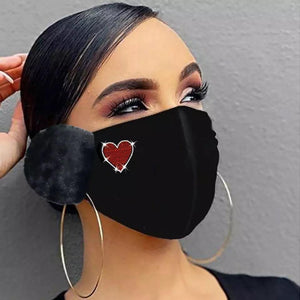 Women Earmuff Masks