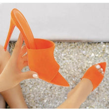 Load image into Gallery viewer, Candy Color Heels!