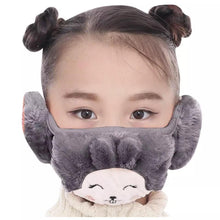 Load image into Gallery viewer, Children Winter Cartoon Mask - Fashionsarah.com