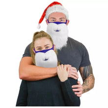 Load image into Gallery viewer, Santa Claus Mask - Fashionsarah.com